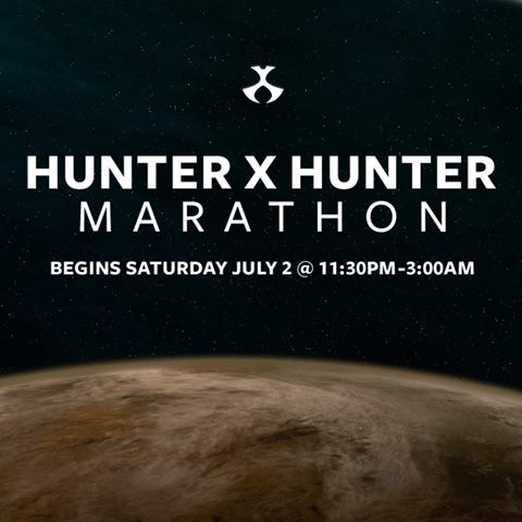 Hunter X Hunter Marathon