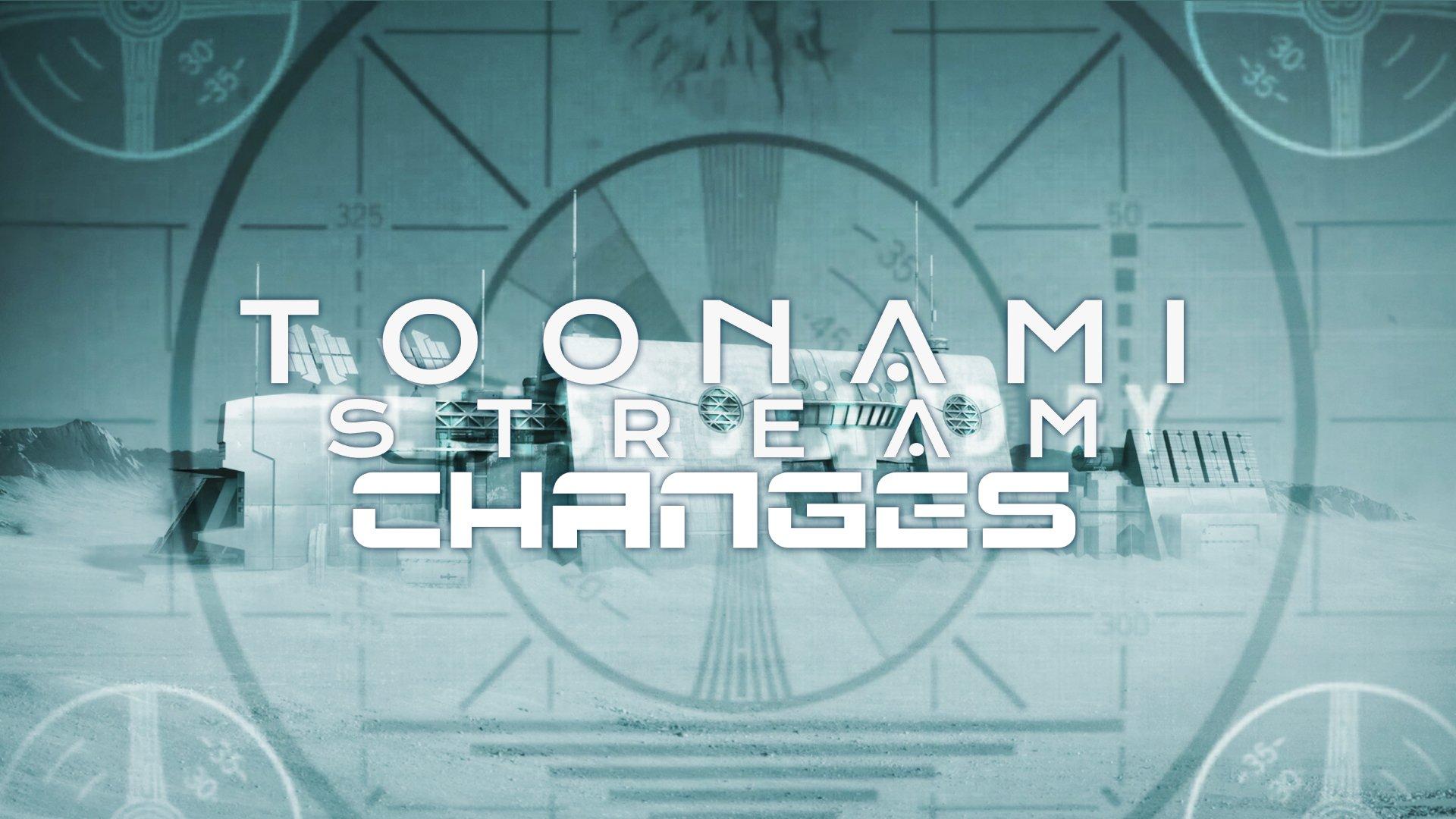 Toonami Stream Changes