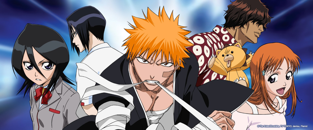 VIZ Media & Tubi TV Partner To Stream Complete BLEACH Anime Free