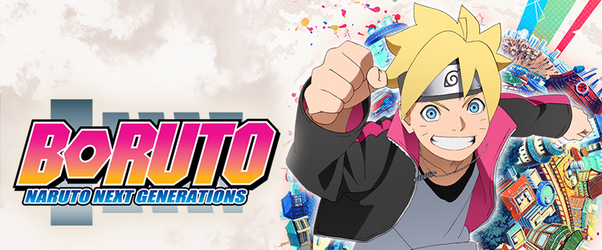 VIZ Media Celebrates The Launch of Boruto: Naruto Next Gen With a Special Simulcast Premiere on Hulu