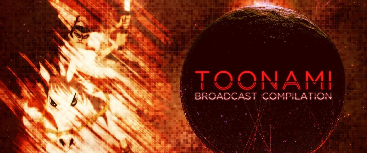 Toonami Broadcast Compilation Report: 05/27/2017