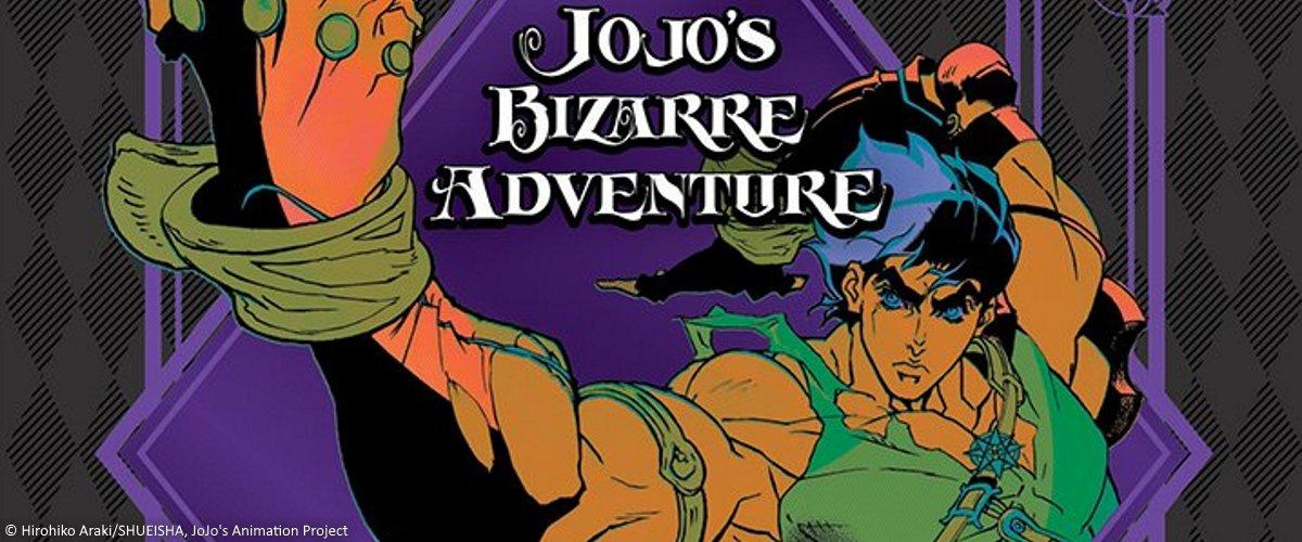 IZ Media Announces Preorders for JoJo's Bizarre Adventure Season 1 Limited Edition Blu-ray Set