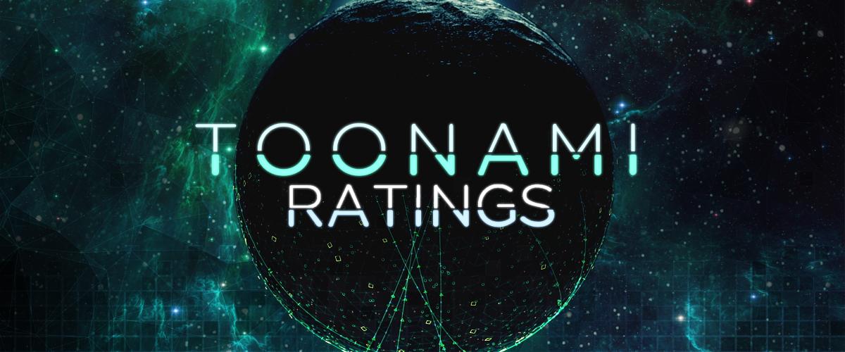 Toonami Ratings: July 29th, 2017