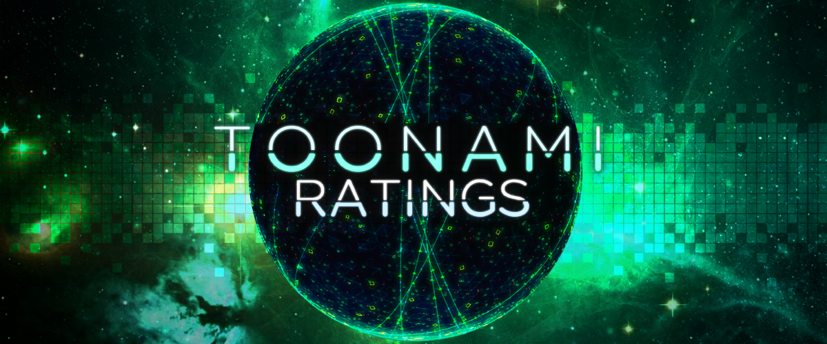 Toonami Ratings: August 2017