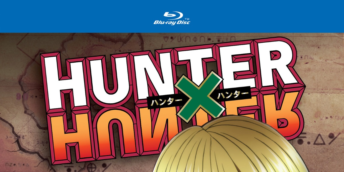 Press Release: The Thrilling HUNTER X HUNTER Set 3 is now available on Blu-ray and DVD from Viz Media!