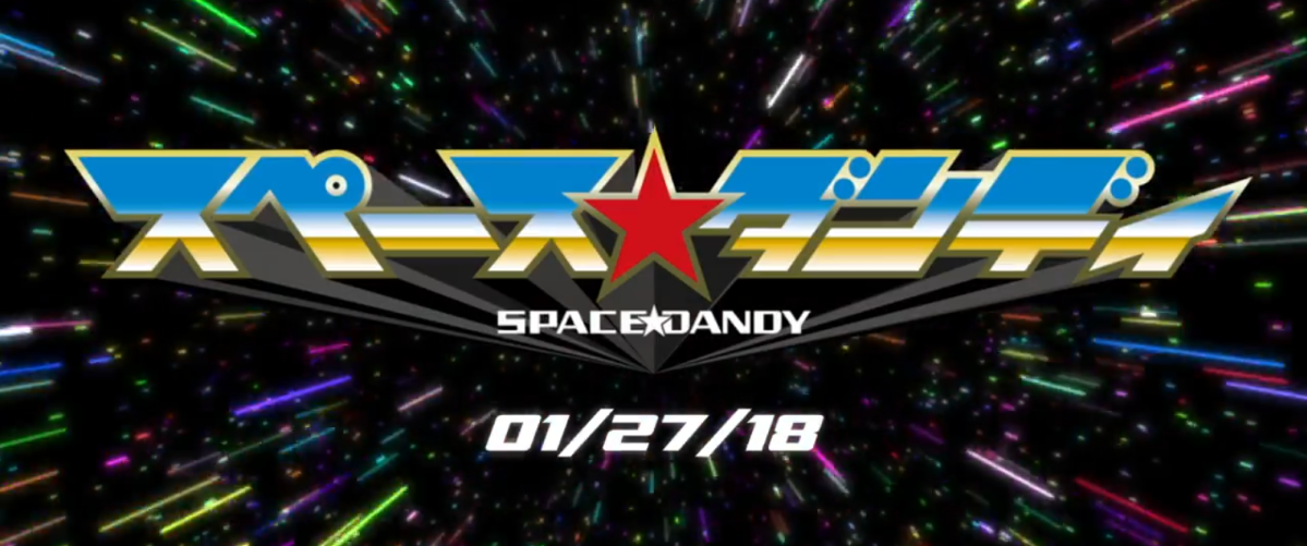 Space Dandy Returns to Toonami January 27th at 2:30am EST, New Show Delayed, and Another Possible Expansion Hinted