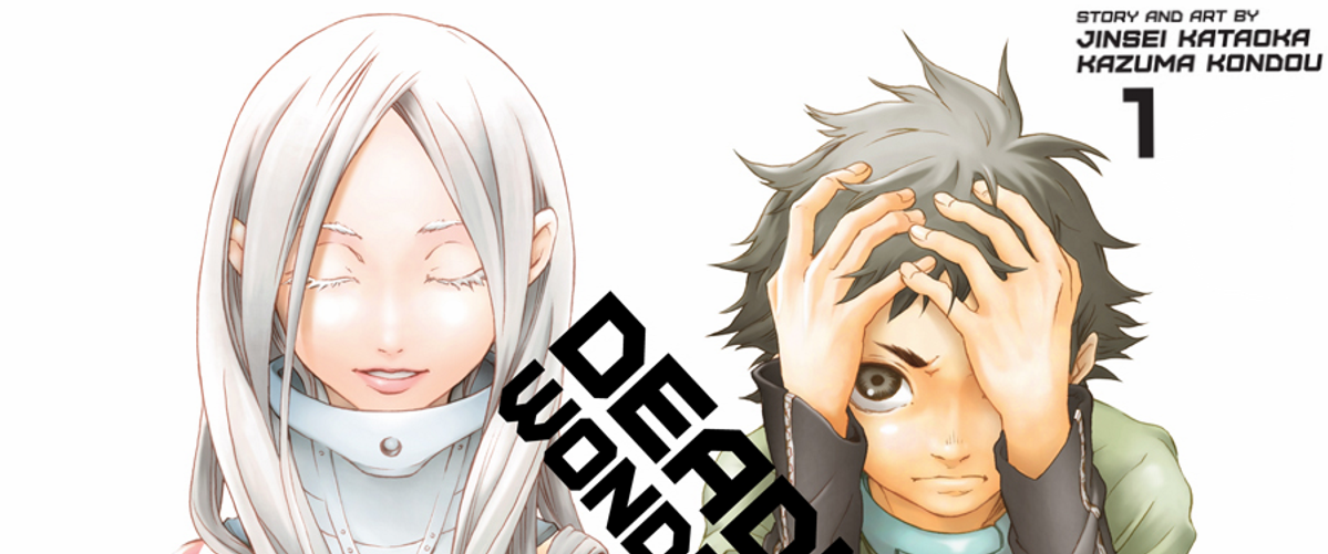 Press Release: VIZ Media Announces Creators of DEADMAN WONDERLAND Manga Appearing at Anime Central This May!