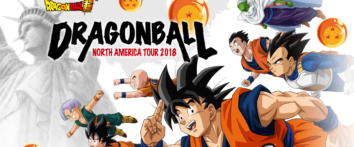 Bandai Announces The Biggest Dragon Ball Event Ever is Coming to the United States and Canada!