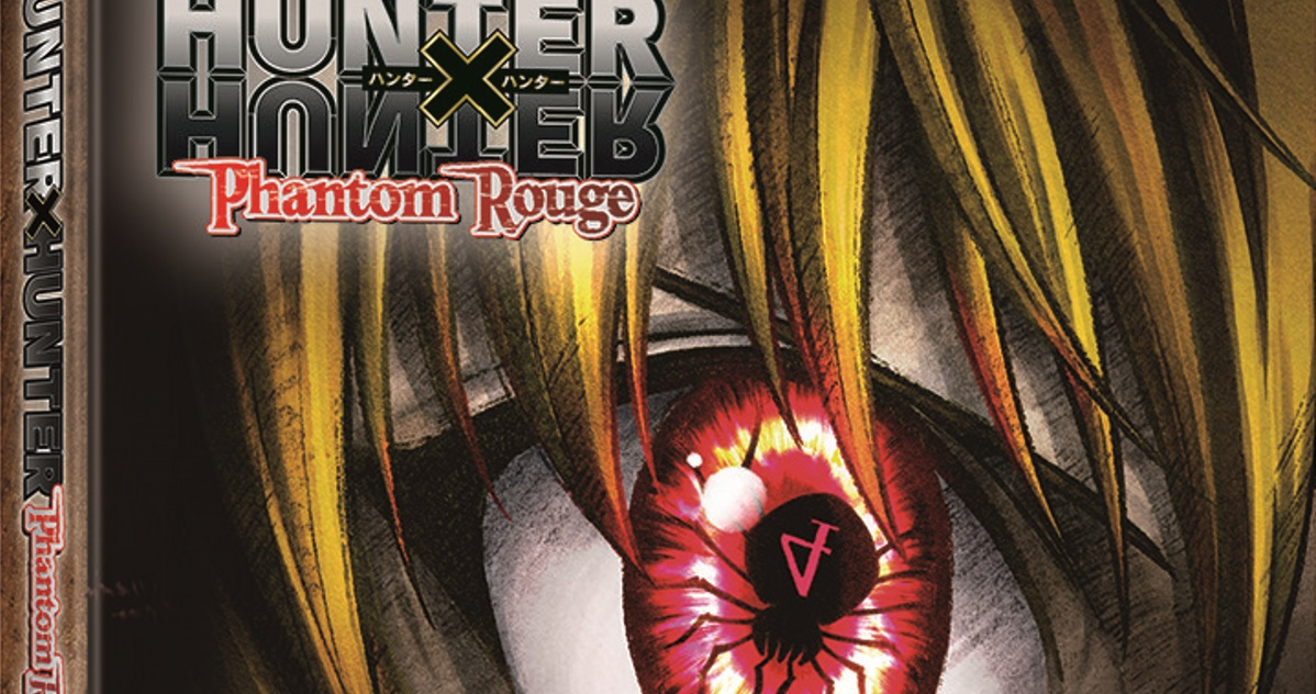 Hunter X Hunter The Phantom Rouge Movie Review by GundamBarbstos9
