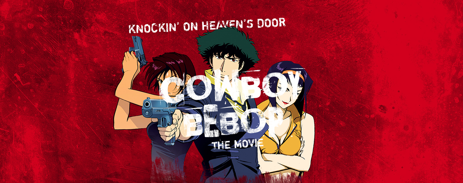 NEWS: FUNimation Releasing Cowboy Bebop the Movie in select Theaters August 15th and August 16th