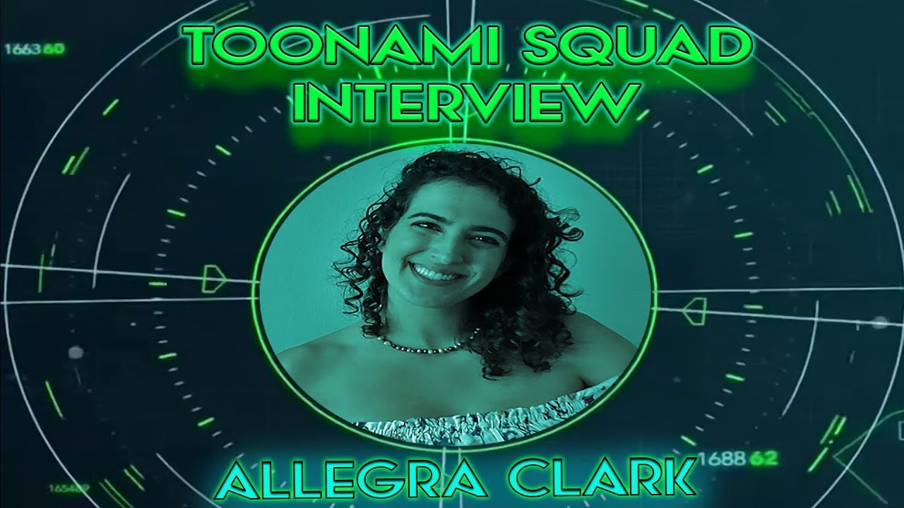 Toonami Squad Exclusive: Interview with Allegra Clark at Anime Expo 2018 (AX2018)