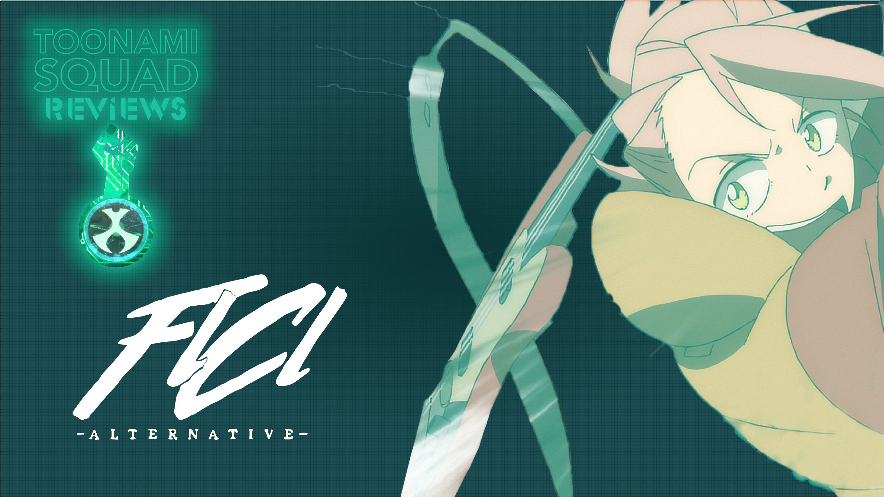 FLCL Alternative: Flying Memory Review