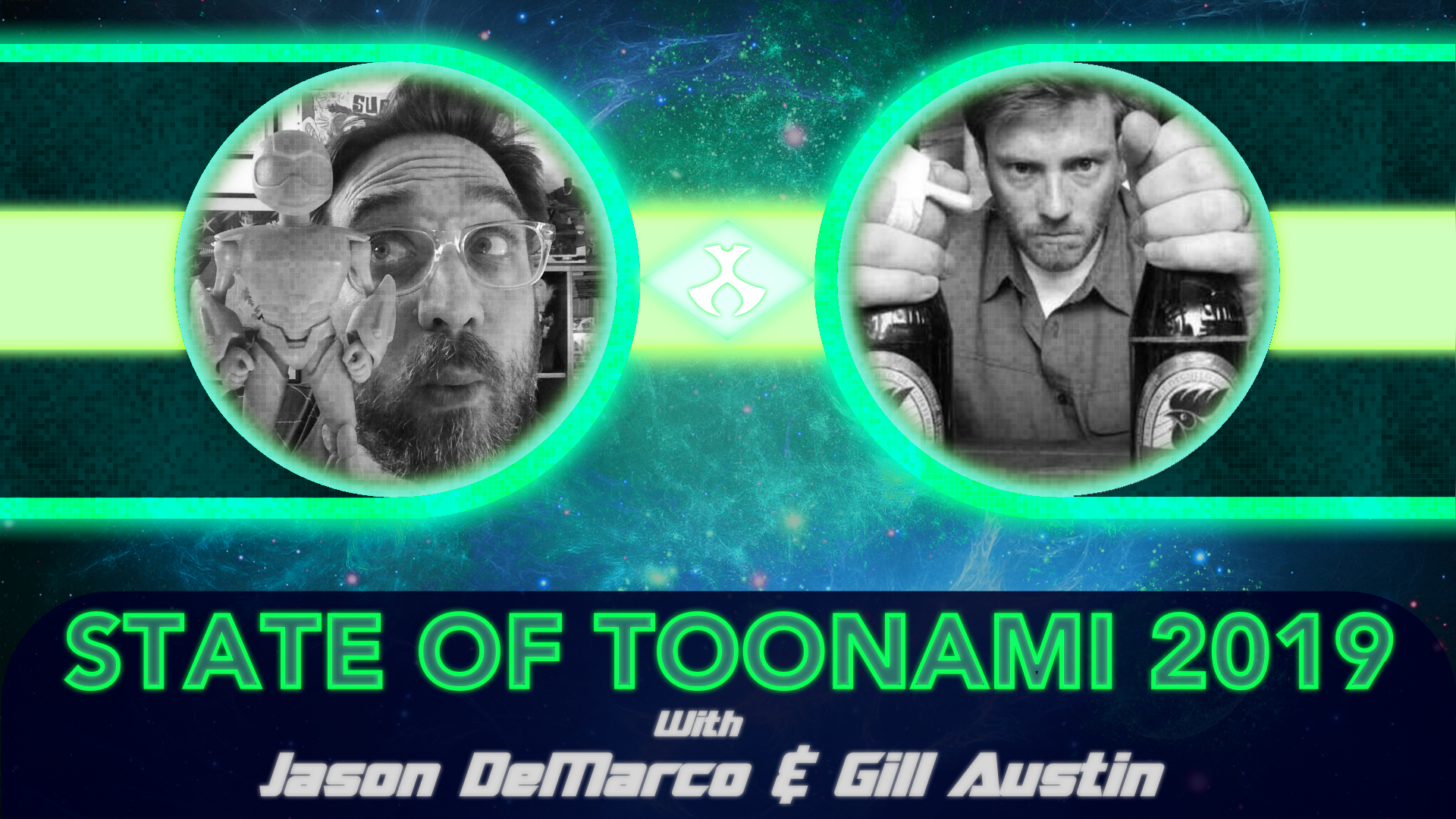 EXCLUSIVE: Toonami Squad Interviews Jason DeMarco And Gill Austin | Current State of Toonami 2019