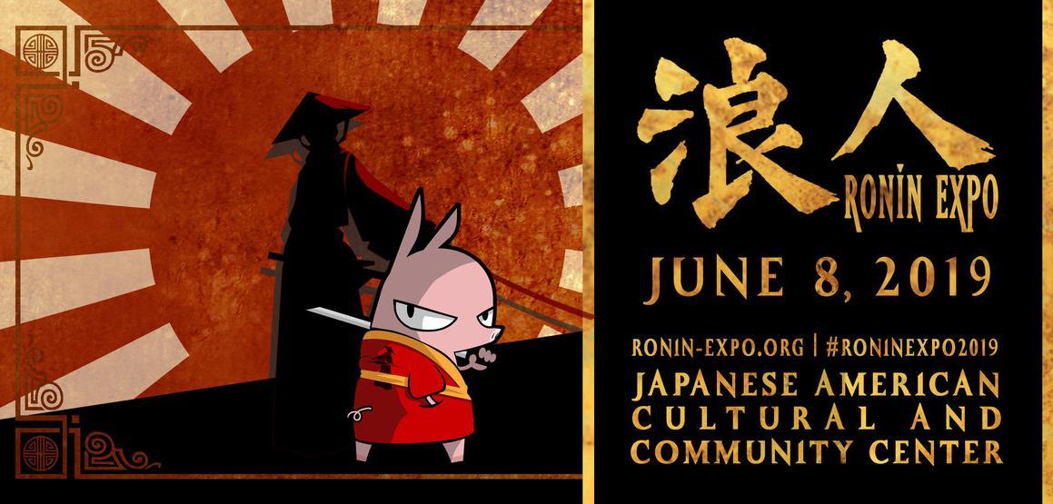 Ronin-Expo 2019 Con Coverage Summary