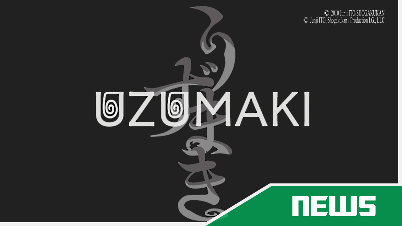 Toonami and Production IG announces Uzumaki by Junji Ito at CrunchyrollExpo 2019, To World Premiere in 2020.