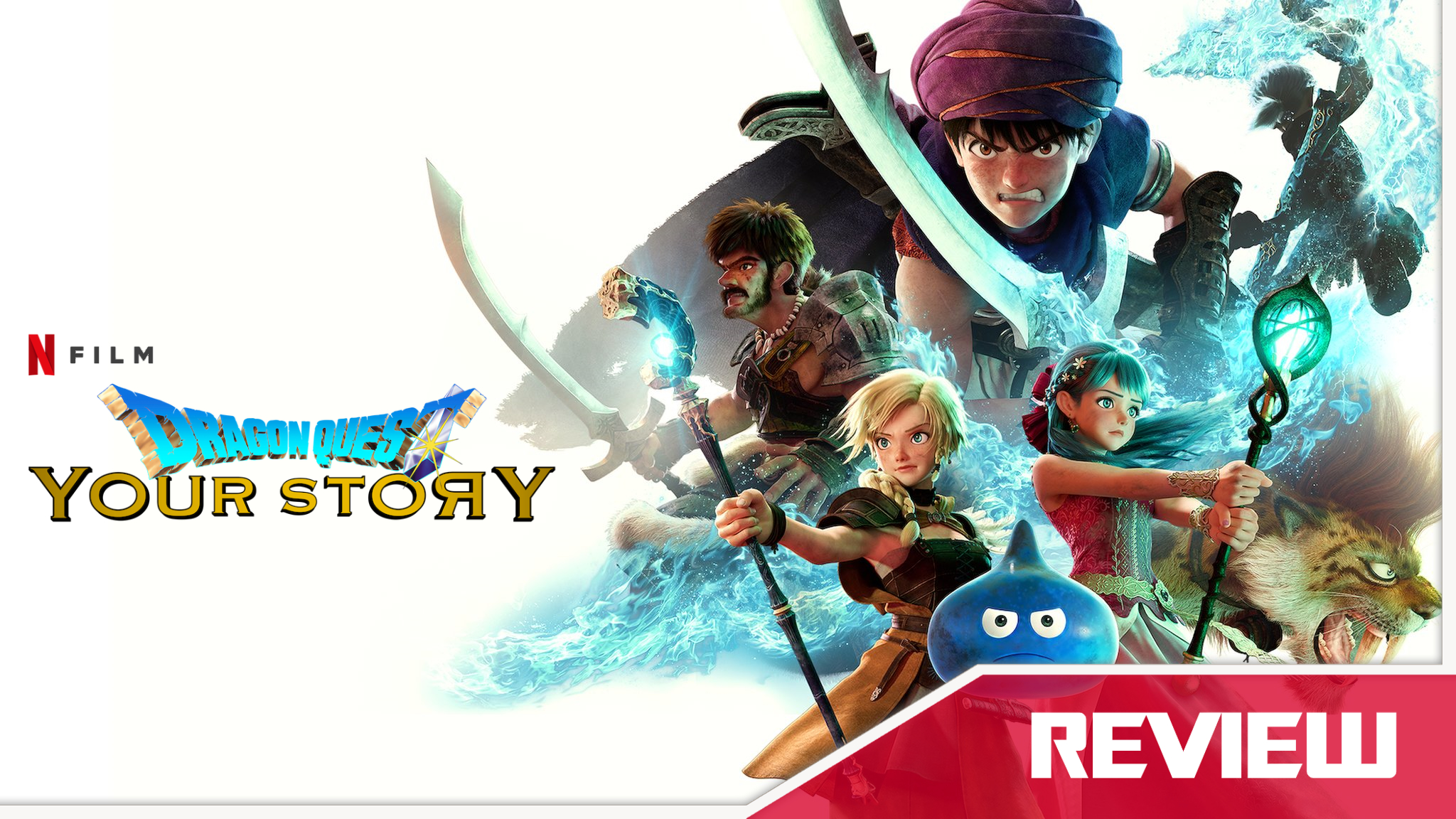 Dragon Quest Your Story Review