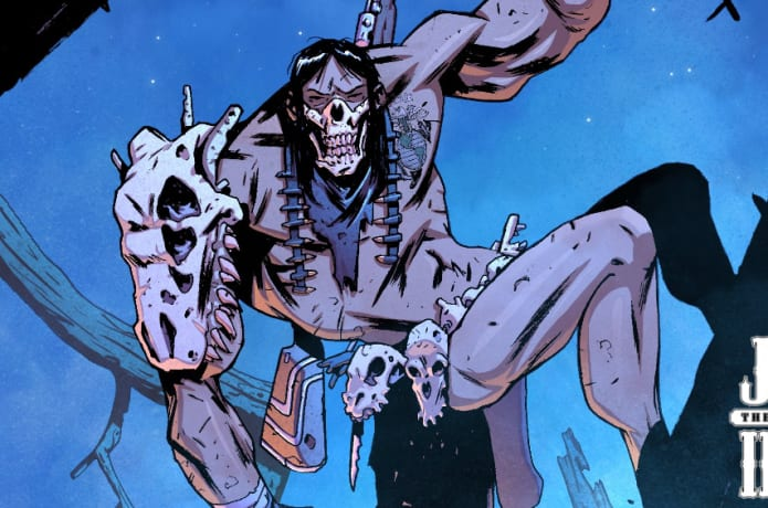 Fan of Samurai Jack/Primal and Cowboy Bebop? Then Consider Backing Jack Irons: The Steel Cowboy Issue #3 and Checking out Issues 1 and 2