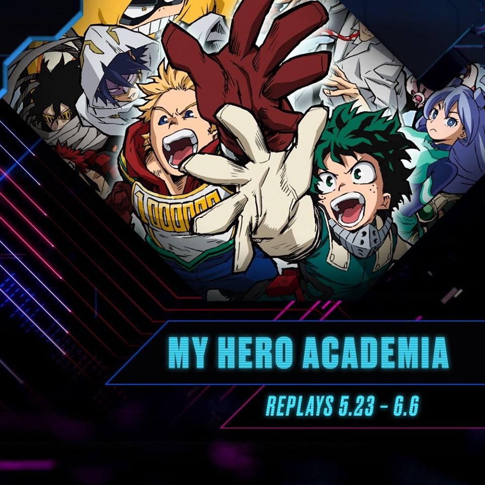 My Hero Academia Delayed 3 Weeks Due to Production Issues Caused by COVID-19 Pandemic, Toonami to Replay My Hero Academia Starting From Episode 84