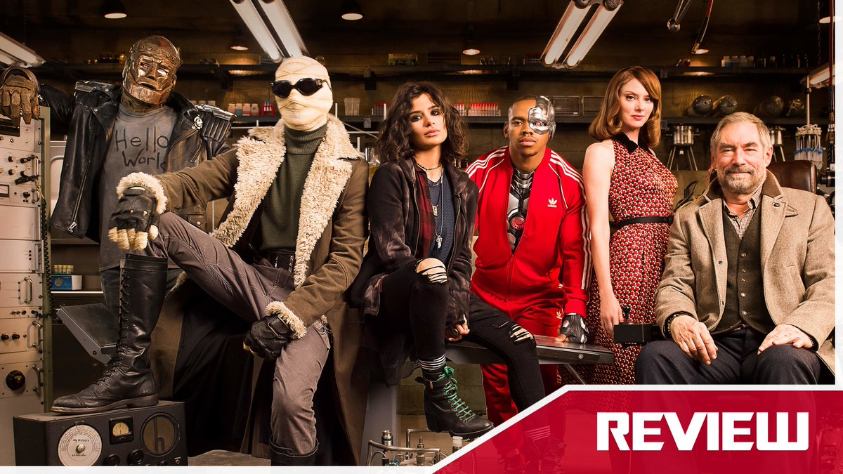 Doom Patrol Season Two Episodes 1-3 Review