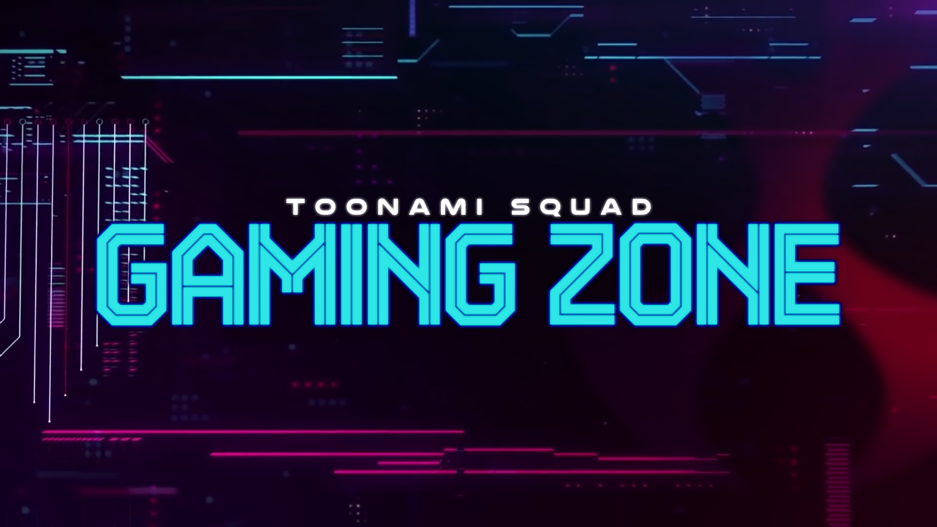 Toonami Squad Gaming Zone: ANNOUNCEMENT