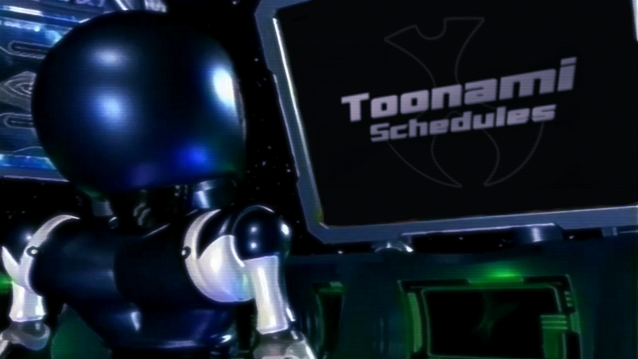 Interview with Toonami (1997-2008) Schedule Archiver Kevin Moncayo