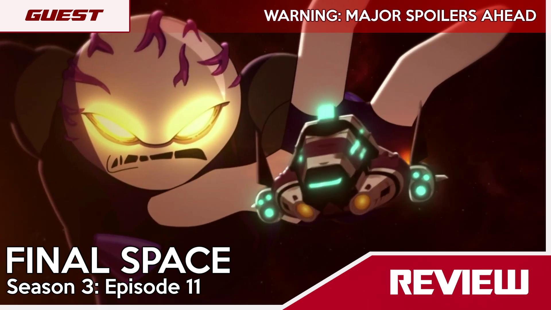 Final Space Season 3 Episode 11 Review
