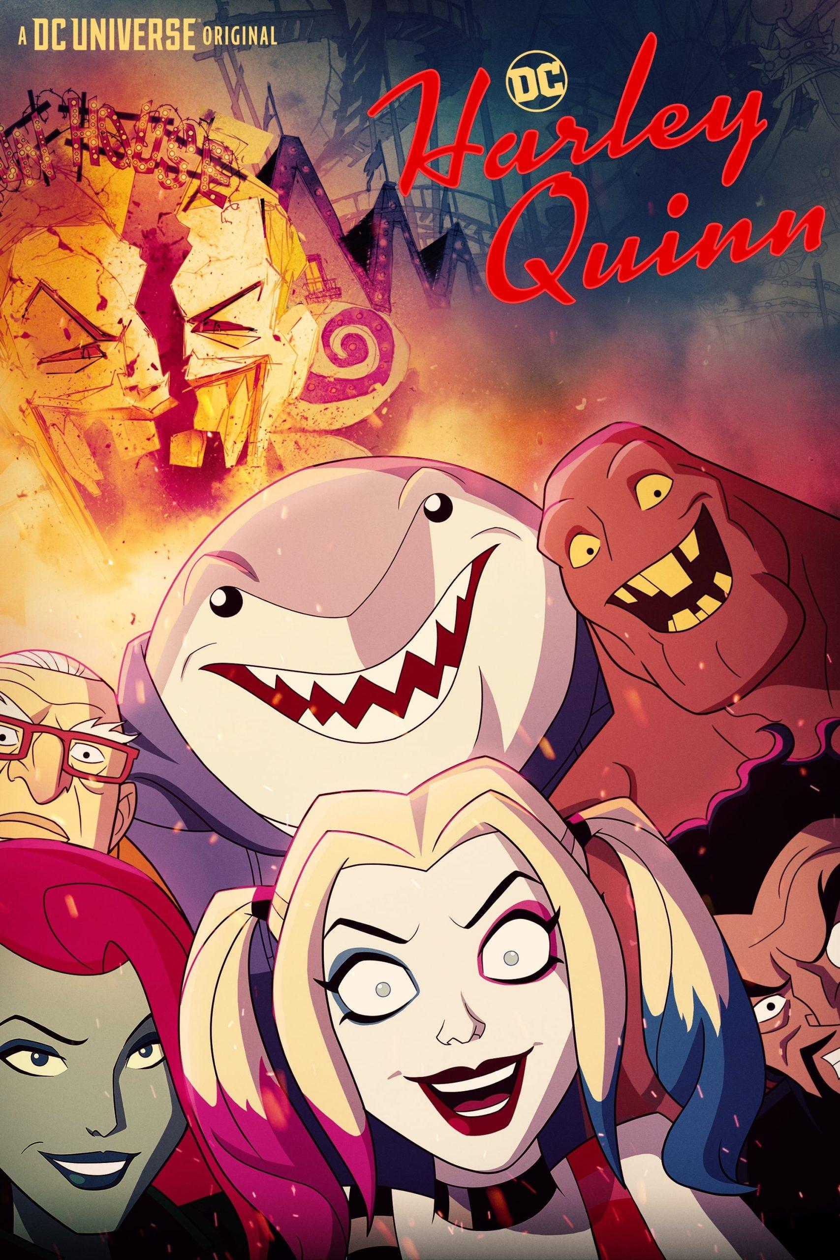 Toonami to air Harley Quinn marathon on August 8, My Hero Academia and Food Wars doubleheaders on July 31